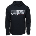 Athletic Hoodie - black