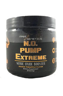 Mass Genetics N.O Pump Extreme