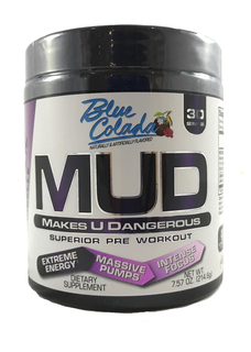 Symbolic Muscle MUD Makes U Dangerous, 30 Servings