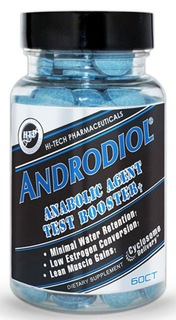 Hi-Tech Pharmaceuticals Androdiol, 60 Tablets