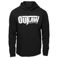 Athletic Logo Hoodie - black