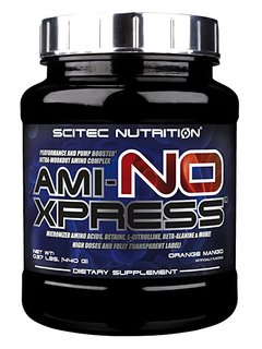 Scitec Nutrition Ami-NO Xpress, 20 Servings