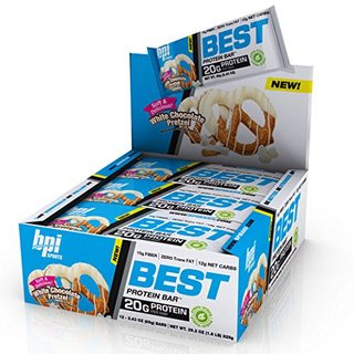 BPI Sports Best Protein Bar, 12 Counts
