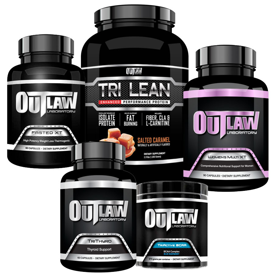 Women's Fat Loss Stack