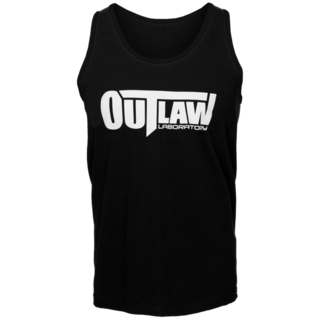 Outlaw Men's Tank Top - black