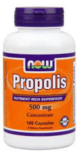 NOW Foods Propolis 500 by NOW Foods, 100 Capsules