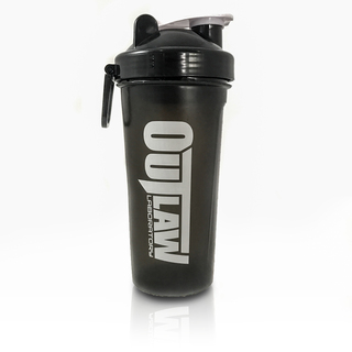 Outlaw Laboratory Outlaw Shaker - black, Black Color