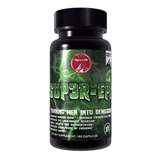 Olympus Labs Sup3r-EPI, 60 Servings