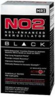 MRI NO2 BLACK, 180 Caplets