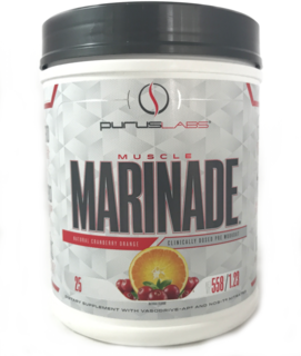Purus Labs Muscle Marinade, 25 Servings