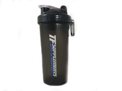 TFSupplements TF Shaker Cup by TFSupplements, Black Color