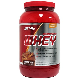 MET-RX 100% Ultramyosyn Whey by MET-RX, 2 Pounds