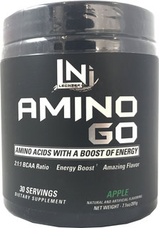 Lecheek Nutrition Amino Go, 30 Servings