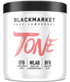 Black Market Labs Fierce Tone, 30 Servings