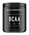 Black Market Labs BCAA Powder RAW, 60 Servings