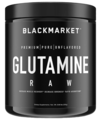 Black Market Labs Glutamine Raw, Unflavored Flavor