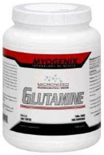 Myogenix Glutamine, 500 Grams