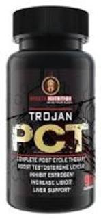 Sparta Nutrition Trojan PCT, 90 Counts