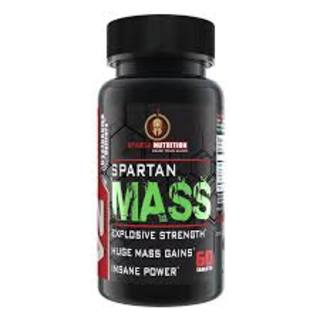 Sparta Nutrition Spartan Mass V2, 60 Counts