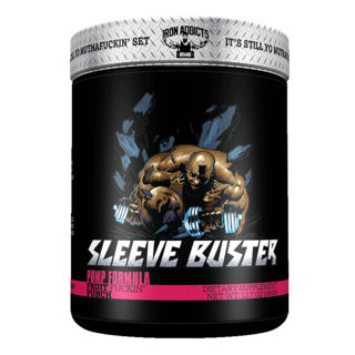 Iron Addicts Sleeve Buster, 30 Servings