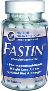 Hi-Tech Pharmaceuticals Fastin, 60 Tablets