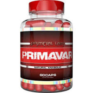 Primeval Labs PRIMAVAR, 60 Counts