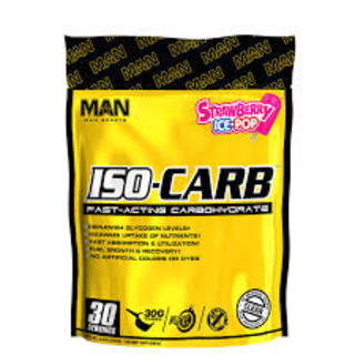 MAN Sports ISO-CARB, 30 Servings
