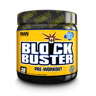 MAN Sports BLOCKBUSTER, 30 Servings