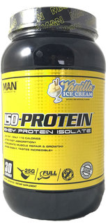MAN Sports ISO-PROTEIN, 30 Servings
