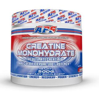 APS Nutrition CREATINE MONOHYDRATE, 100 Servings