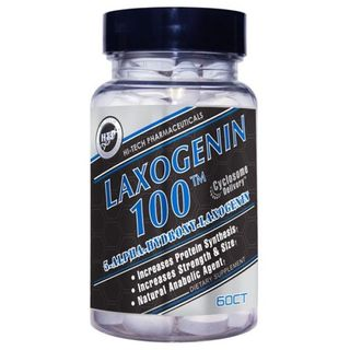 Hi-Tech Pharmaceuticals LAXOGENIN 100, 60 Counts