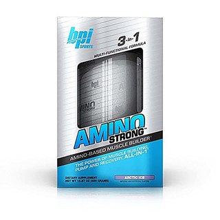 BPI Sports AMINO STRONG, 30 Servings