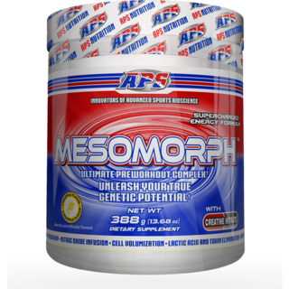 APS Nutrition MESOMORPH, 25 Servings