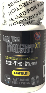 Generic Own the Knight XT, 6 Capsules