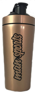 MAN Sports MAN SPORTS SHAKER, Copper Color