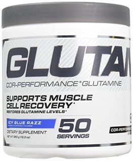 Cellucor COR PERFORMANCE GLUTAMINE, 50 Servings