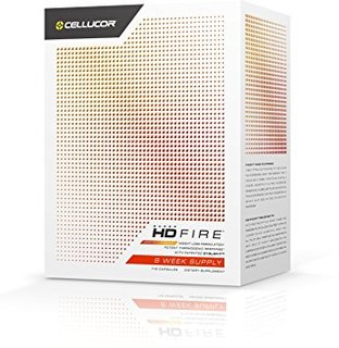 Cellucor SUPER HD FIRE FAT BURNER, 112 Softgels