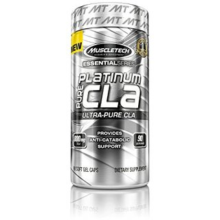 Muscletech PLATINUM PURE CLA, 90 Servings