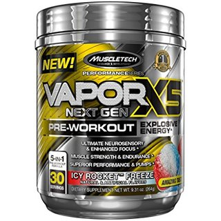 Muscletech VAPOR X5, 30 Servings
