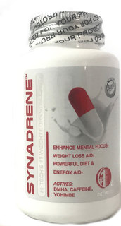 Hi-Tech Pharmaceuticals Synadrene, 45 Servings