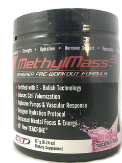 EST Nutrition METHYL MASS 2.1, 30 Servings