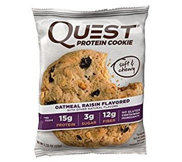 Quest Nutrition QUEST PROTEIN COOKIE, 12 Counts