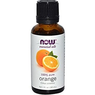 NOW Foods Orange Essential Oil, 1 Fluid Ounce