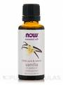 NOW Foods Vanilla Essential Oil, 1 Fluid Ounce