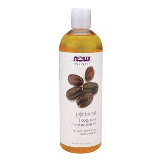 NOW Foods Jojoba Oil Pure, 4 Fluid Ounces