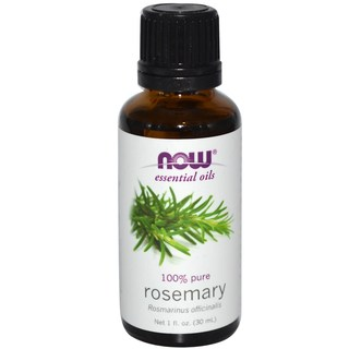 NOW Foods Rosemary Essential Oil, 1 Fluid Ounce
