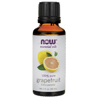 NOW Foods Grapefruit Essential Oil, 1 Fluid Ounce