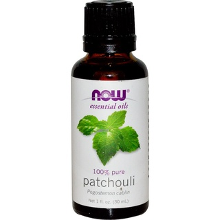 NOW Foods Patchouli Essential Oil, 1 Fluid Ounce