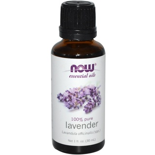 NOW Foods Lavender Essential Oil, 1 Fluid Ounce