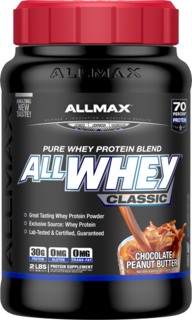 Allmax Nutrition ALLWHEY CLASSIC, 2 Pounds